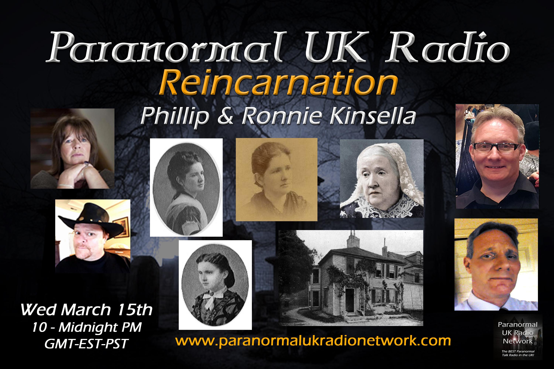 paranormal uk
